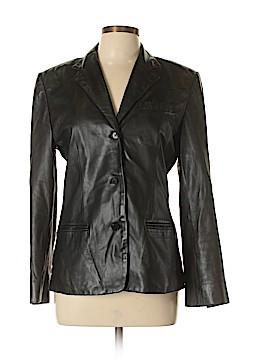 Lauren by Ralph Lauren Leather Jacket Size 10