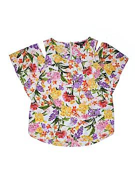 Thalia Sodi Short Sleeve Blouse Size XL