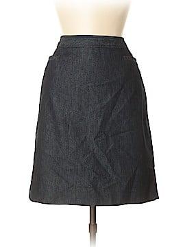 Halogen Denim Skirt Size 12