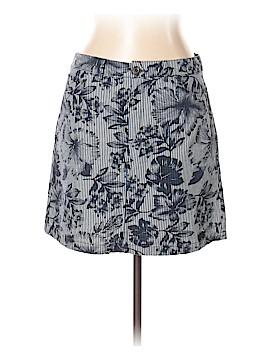 Croft & Barrow Denim Skirt Size 10