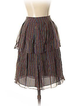W by Worth Silk Skirt Size 0