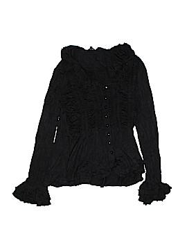 Lapis Long Sleeve Top Size XL