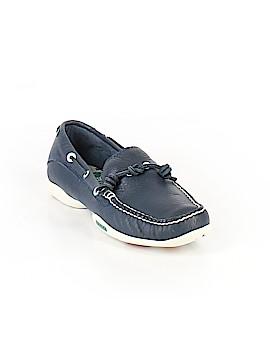 Sebago Flats Size 6