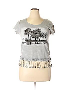 American Rag Cie Short Sleeve T-Shirt Size XL