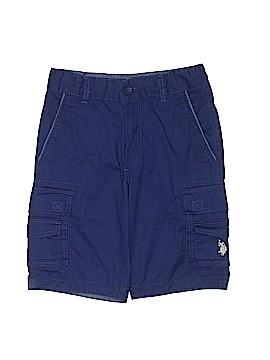 U.S. Polo Assn. Cargo Shorts Size 8