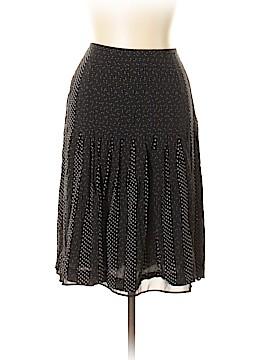 Talbots Silk Skirt Size 14