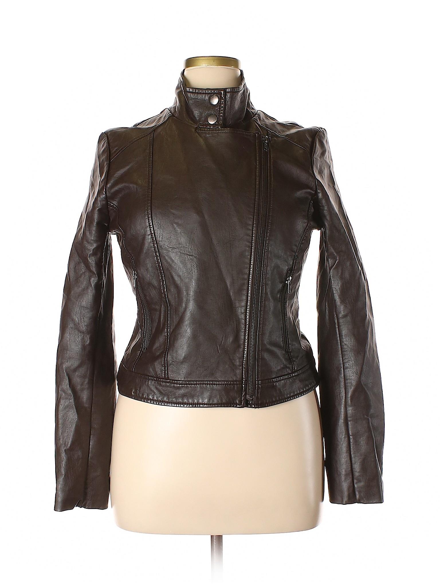 Jacket winter Faux BB Leather Dakota Leisure RSfX44