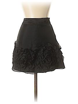 Plastic Island Silk Skirt Size S
