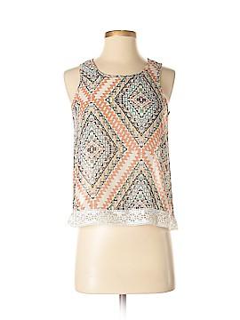 Mimi Chica Sleeveless Blouse Size XL