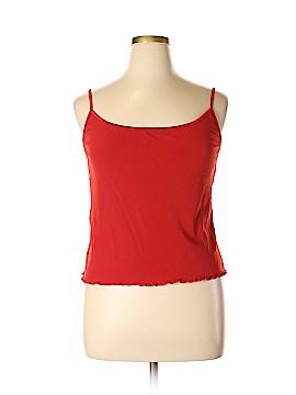 Carole Little Sleeveless Blouse Size XL