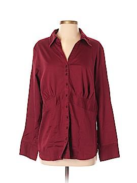 Lane Bryant Long Sleeve Button-Down Shirt Size 18 - 20 Plus (Plus)