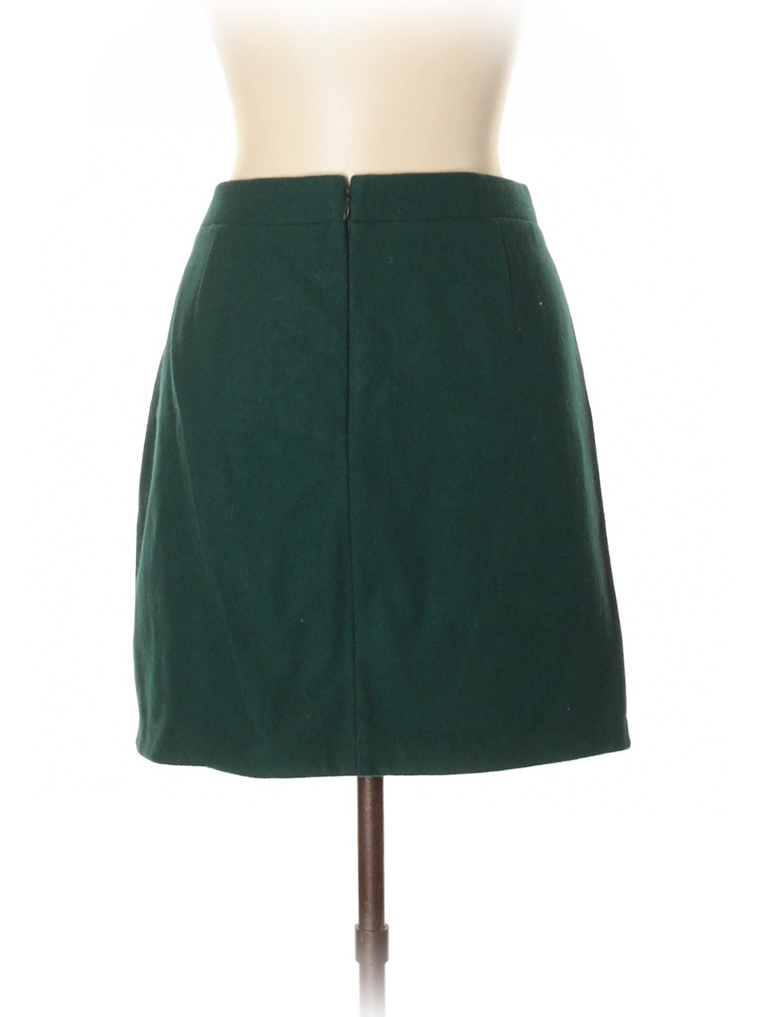 Boutique Boutique Wool Skirt Crew Skirt J J Crew Wool r6PRSTnr