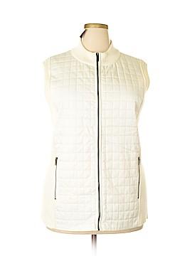 Jones New York Signature Vest Size 3X (Plus)