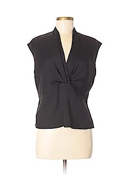 Kasper Short Sleeve Blouse Size 8