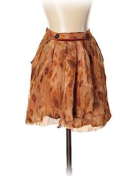 Roseanna Silk Skirt Size 38 (FR)