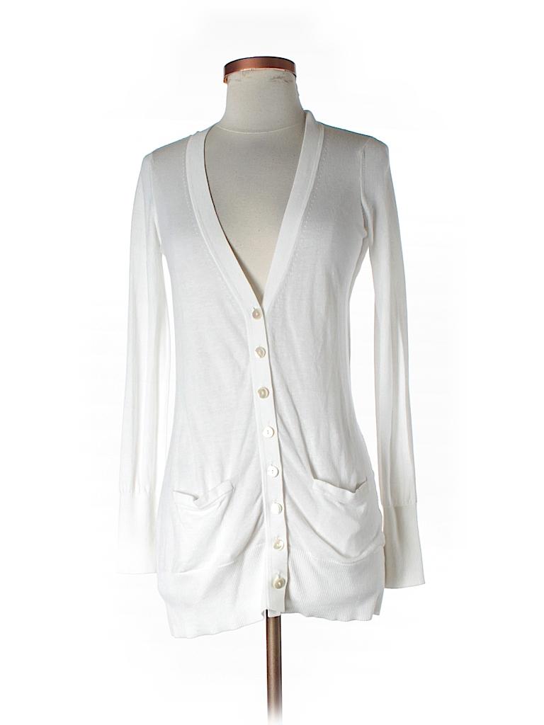 Cotton by Autumn Cashmere Women Cardigan Size XS