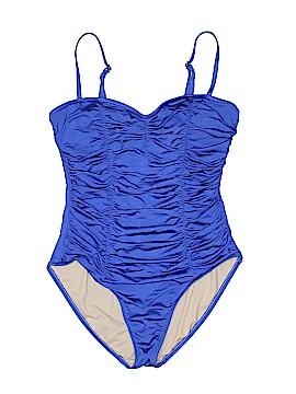 Allen B. by Allen Schwartz One Piece Swimsuit Size 10