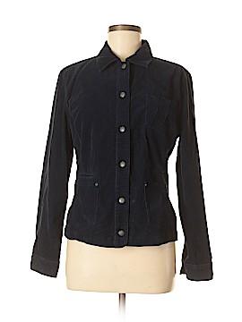 Chico's Denim Jacket Size Med (1)