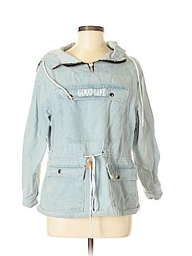 Life Is Good Denim Jacket Size M