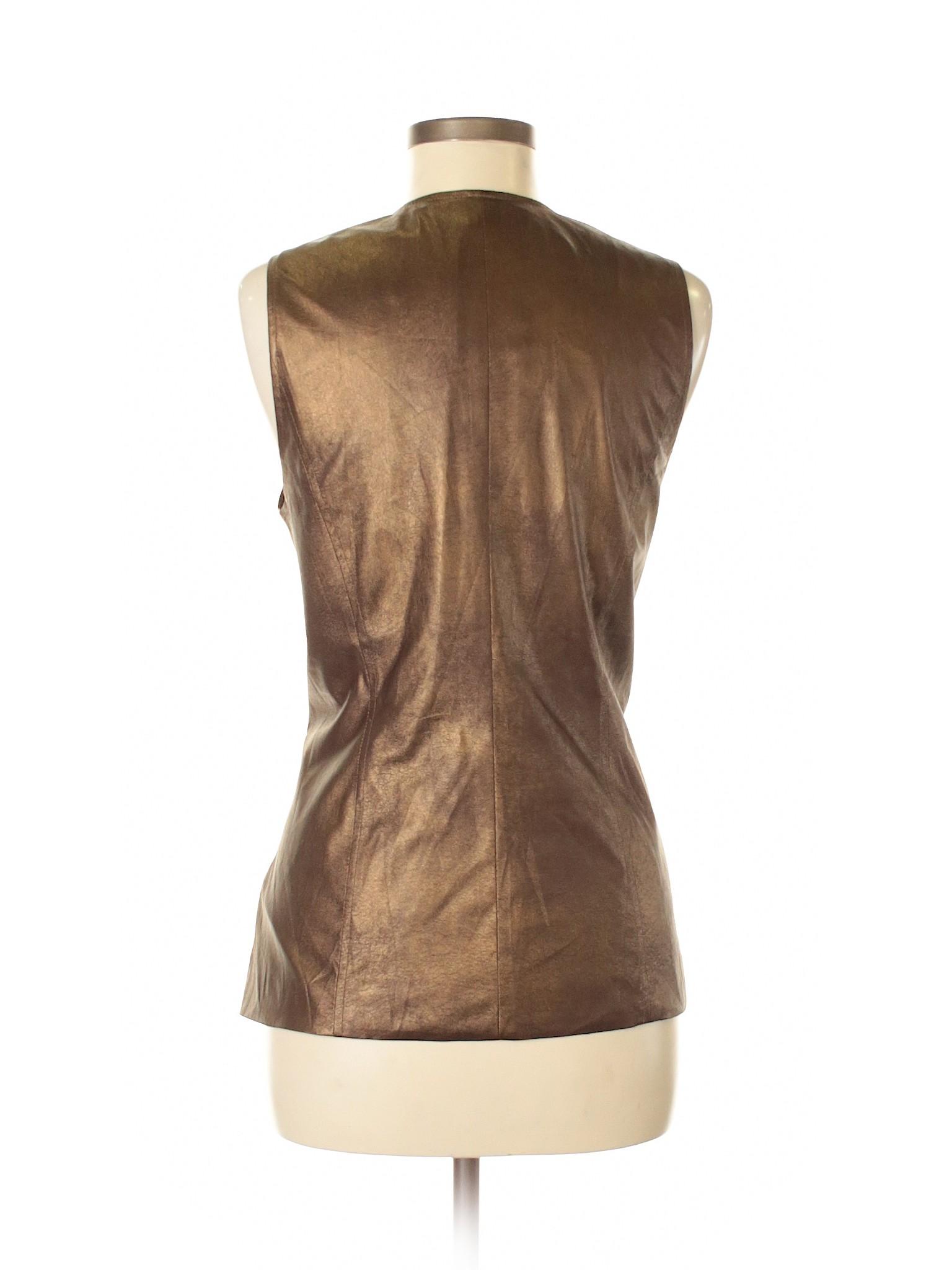 Faux Susan Graver Leisure Leather winter Jacket PARntB