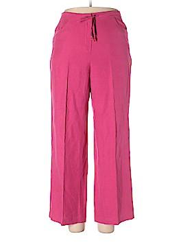 Tabitha Silk Pants Size 10