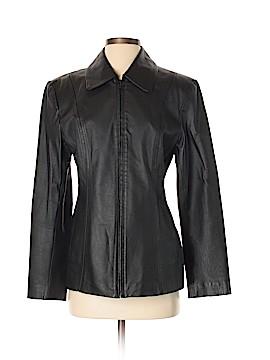 Worthington Faux Leather Jacket Size S