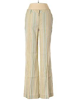 Nic + Zoe Linen Pants Size 2