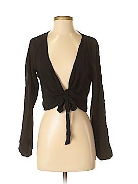 Brandy Melville Long Sleeve Blouse Size 1