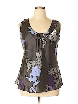 Armani Collezioni Sleeveless Blouse Size 12