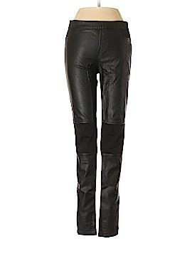CALVIN KLEIN JEANS Faux Leather Pants Size 2