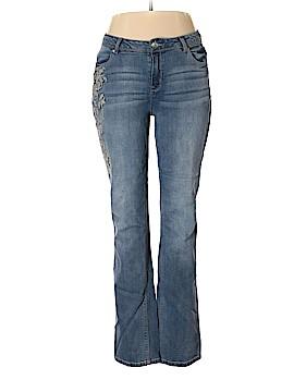 Midnight Velvet Jeans Size 10