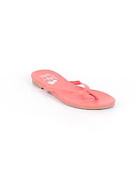 Jellypop Flip Flops Size 7