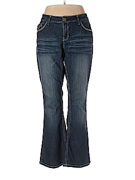 Hydraulic Jeans Size 16 W