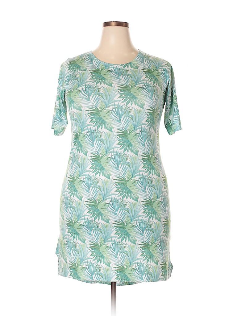 Nally & Millie Women Casual Dress Size Lg - XL