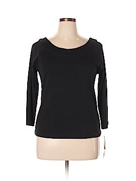 Rafaella 3/4 Sleeve T-Shirt Size XL