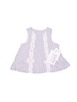 Pippa & Julie Sleeveless Blouse Size 3-6 mo