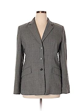 Ann Taylor LOFT Wool Blazer Size 14