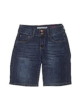 !It Jeans Denim Shorts Size 4