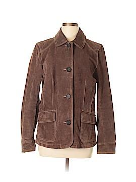 Liz Claiborne Leather Jacket Size M