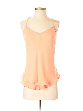 E by Eloise Sleeveless Silk Top Size S