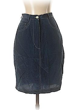 Adrienne Vittadini Silk Skirt Size 4