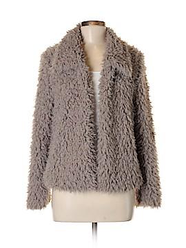 Ya Los Angeles Faux Fur Vest Size S