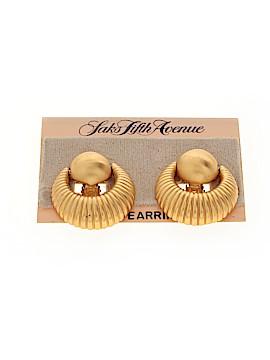 Saks Fifth Avenue Earring One Size