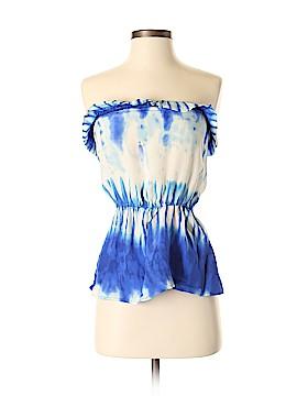 Velvet Heart Sleeveless Silk Top Size XS