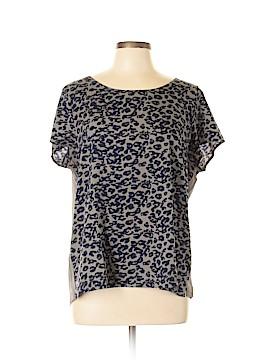 Gap Outlet Short Sleeve Blouse Size L