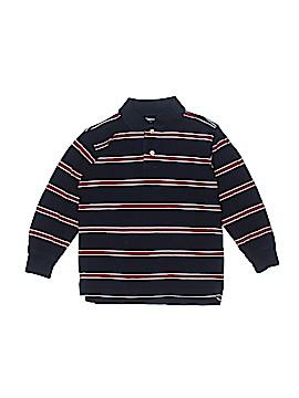 Gap Kids Long Sleeve Polo Size 6