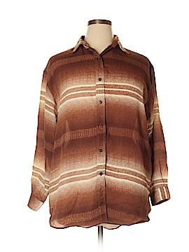 Magic 3/4 Sleeve Blouse Size L