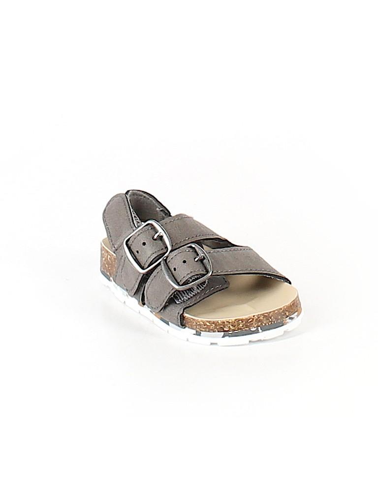 f88b9eb42d56f Baby Gap Solid Tan Sandals Size 5-6 Kids - 40% off