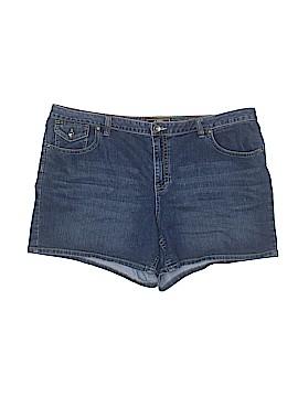 Cato Denim Shorts Size 24 (Plus)