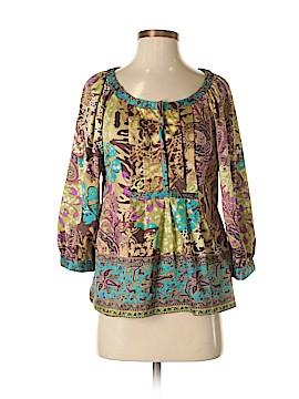 ECI 3/4 Sleeve Blouse Size 4